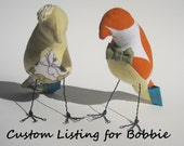 Custom Listing--Reserved for Bobbie