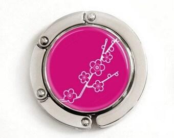 Purse Holder Hook - Cherry Blossom Branch