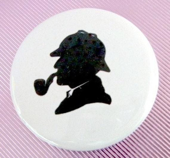 Pocket Mirror - SHERLOCK HOLMES