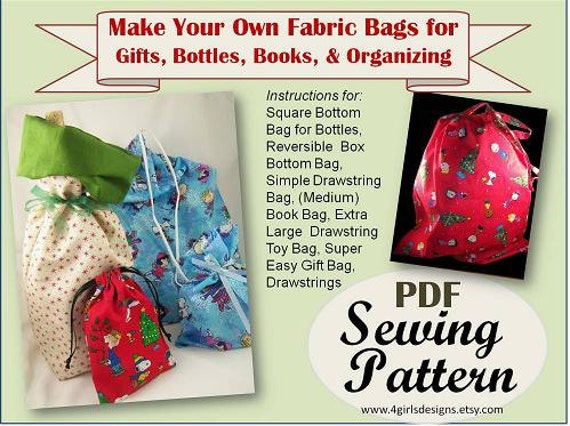 how to make your own fabric pattern