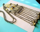 Incredible Vintage Afghan Kuchi Necklace