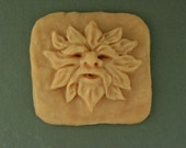 Green Man Mold