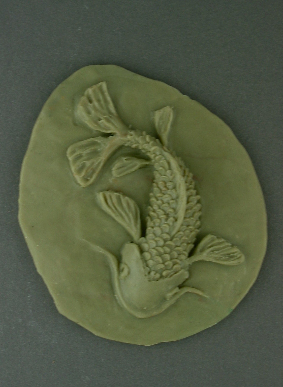 Koi mold for Koi fish mold