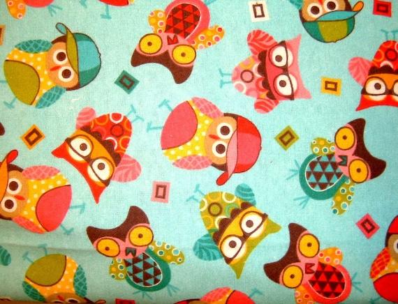 Owls Pillowcase