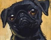 Black Pug (large)