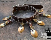 Reinvented--geary steampunk fusion collar