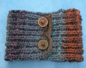 Wool Cowl or Neck-Warmer