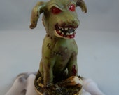 Give a Dog a Bone Zombie Ring