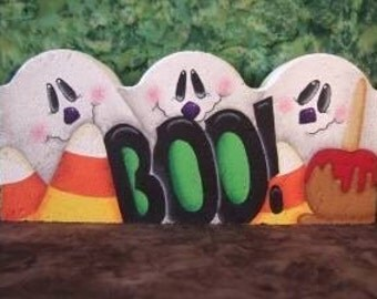 Decorative Painting Packet 8002 BOO Paver Pattern