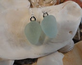 Sea Glass Earrings-Gift Idea-Gift Idea-Summer Gift Idea-Summer Jewelry - Summer - Beach Jewelry - Christmas Gift Idea - Christmas
