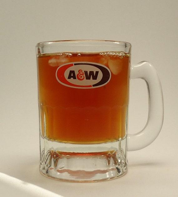 CLEARANCE A and W Baby Beer Mini Mug