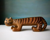 Lisa Larson Tiger,  Afrika Series, Gustavsberg of Sweden Vintage Pottery