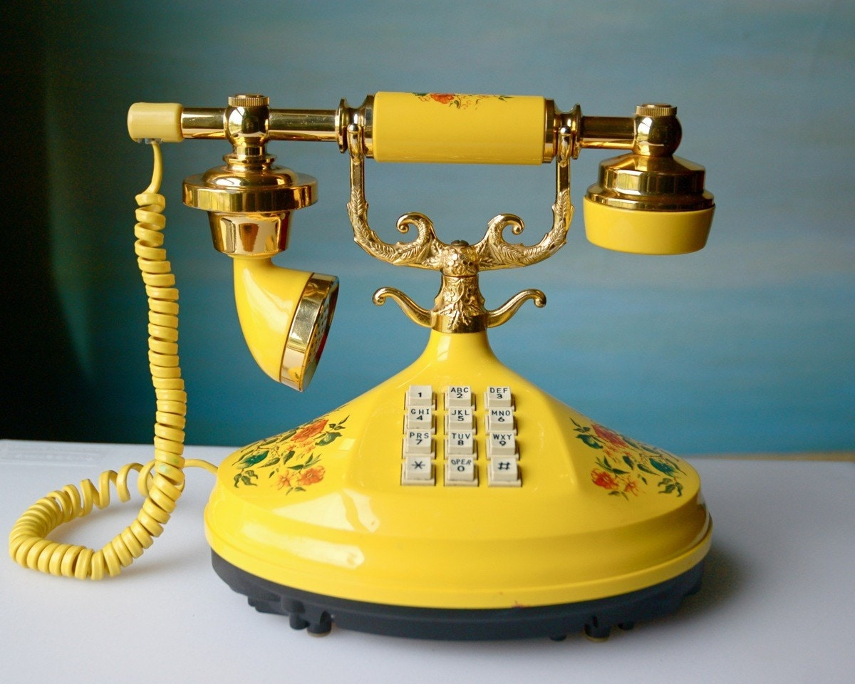 princess phones vintage