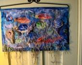 Art Quillt OCEANOLOGY