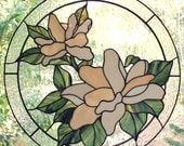 Stained Glass Gardenias (G1124)