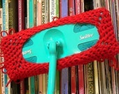 Loopy Swiffer Dusting Cover Crochet Pattern PDF - permission to sell what you make