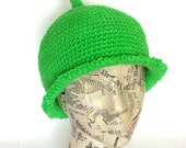 Alien Cap Crochet Pattern PDF - permission to sell what you make on all my patterns