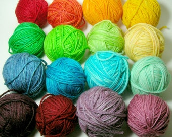Tutorial Dye Wool Yarn with Kool Aid and a Crockpot the Easy No mess Way  PDF