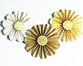 paper flower garland, flower mobile, wedding floral decoration, photo shoot prop, party decor