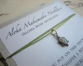 Aloha Wish Necklace - Turtle