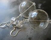 Breathe Bubble Earrings