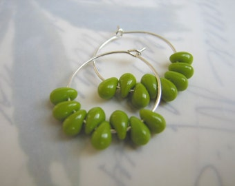 Wasabi Hoops - Small