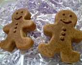 Gingersnap Cookie Soap Pair