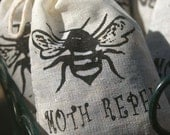 Natural Moth Repelling Herbal Bags - Insect Repelling, Repellent, Bugs, Moths, Closets, Kitchen