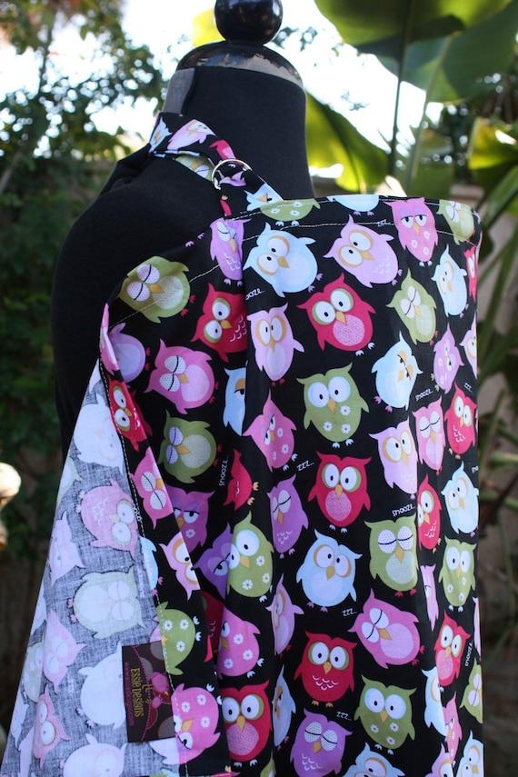 Nursing Cover - Owls