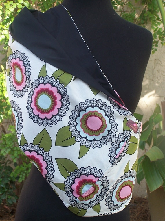 Baby Sling Lacey Floral  by Essie Designs