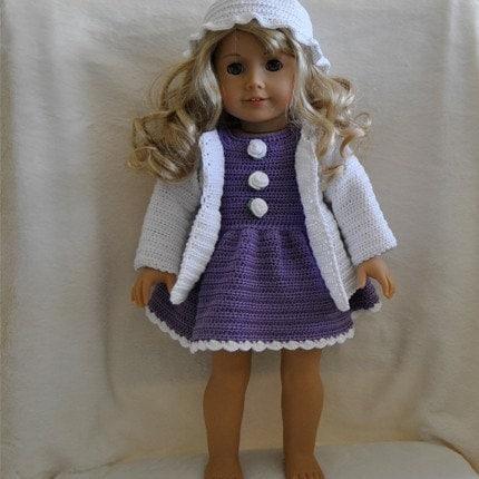 Crochet Sweater American Girl Doll Only New Crochet Patterns