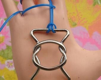 Belt Buckle Necklace no.3