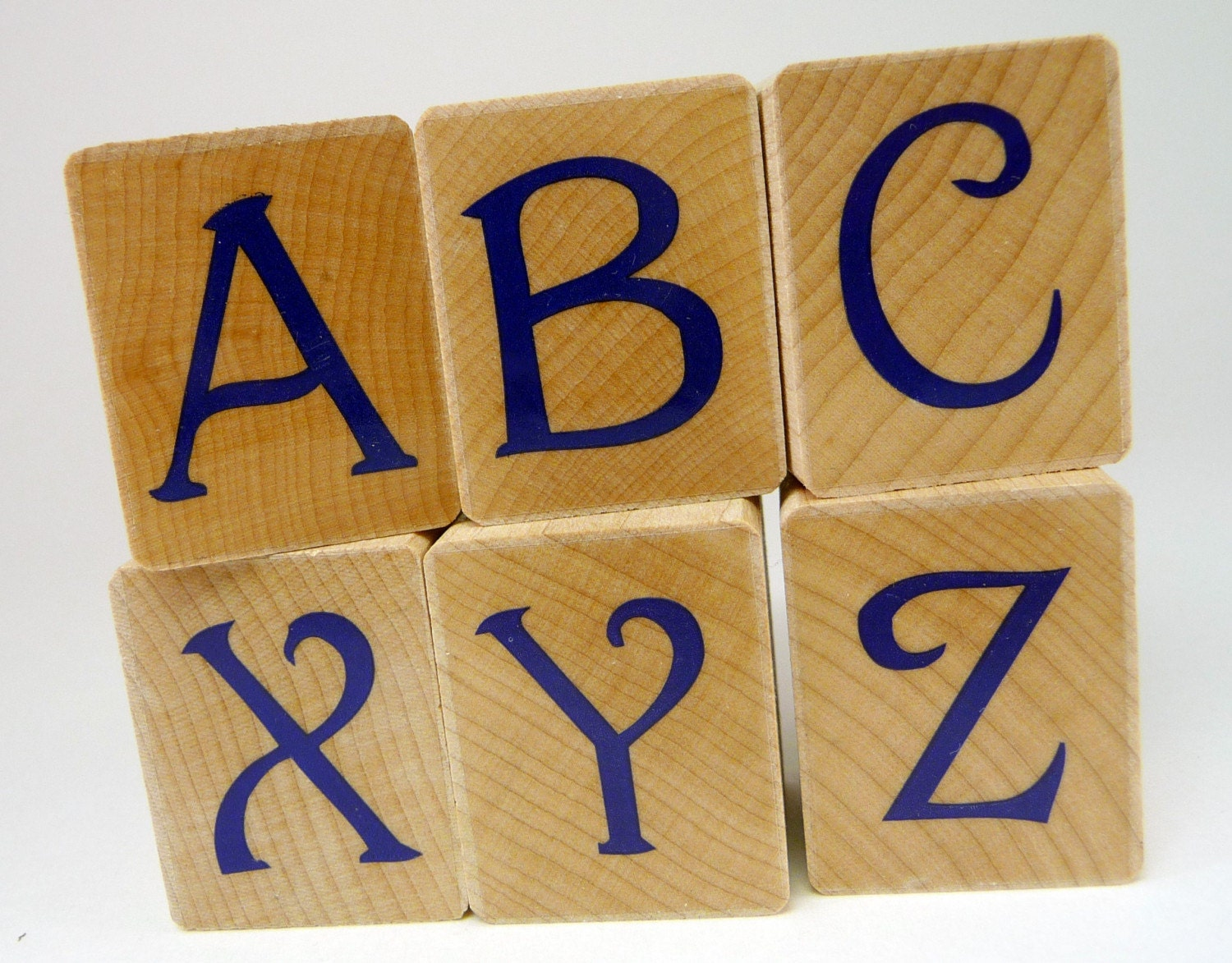 alphabet rubber stamp set large uppercase letters modern With large letter rubber stamps