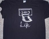 Living the Cassette Life Shirt