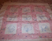 Baby Quilt on sale for 20 dollars