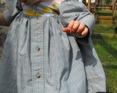 Daddy's Darlin upcycle dress/top pattern