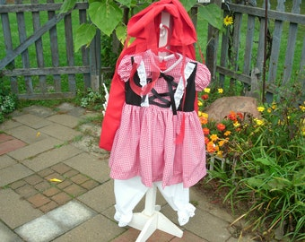 Little Red Riding Hood  Baby,Toddler
