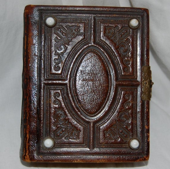 Ornate book cover