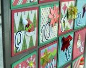 Items Similar To Kid Friendly Muffin Tin Christmas Advent Calendar 12 Days Of Christmas Kit On Etsy