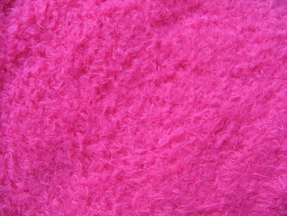 pink poodle fleece fabric by the yard destash. Black Bedroom Furniture Sets. Home Design Ideas