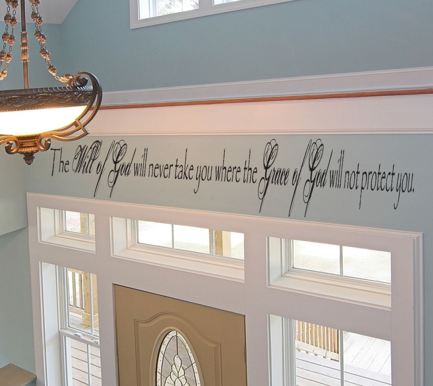 Christian Wall Decals Home Decor