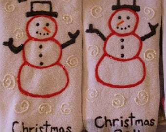 Personalized Socks - Christmas Adult Men's Size