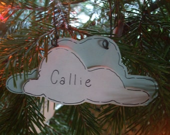 Cloud Ornament Compassionate Friends 2011