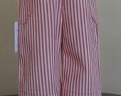 Sailor Trouser/Pant RED STRIPE (18-24 mo)