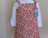 RESERVED Margo Dress and Headband Set