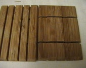 Bamboo Wood Soap Dish-shipping included in price