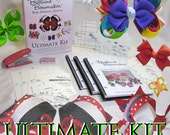 Brilliant Bowmaker Bow Making System ULTIMATE KIT