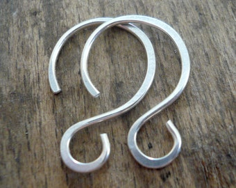 Solitude Sterling Silver Earwires