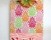 Custom Clipboard Personalized for Free You pick the colors and I do the rest