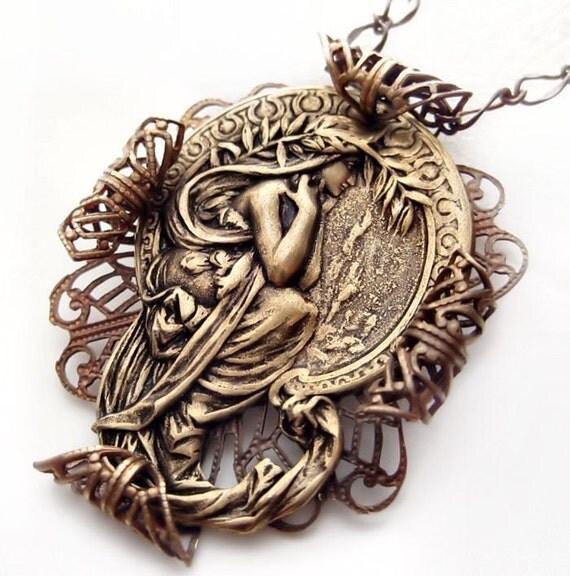 mucha jewelry – Etsy